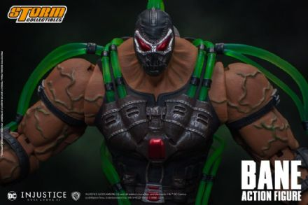 Storm Collectibles DC Injustice: Gods Among Us 1/12 Scale Bane Action Figure